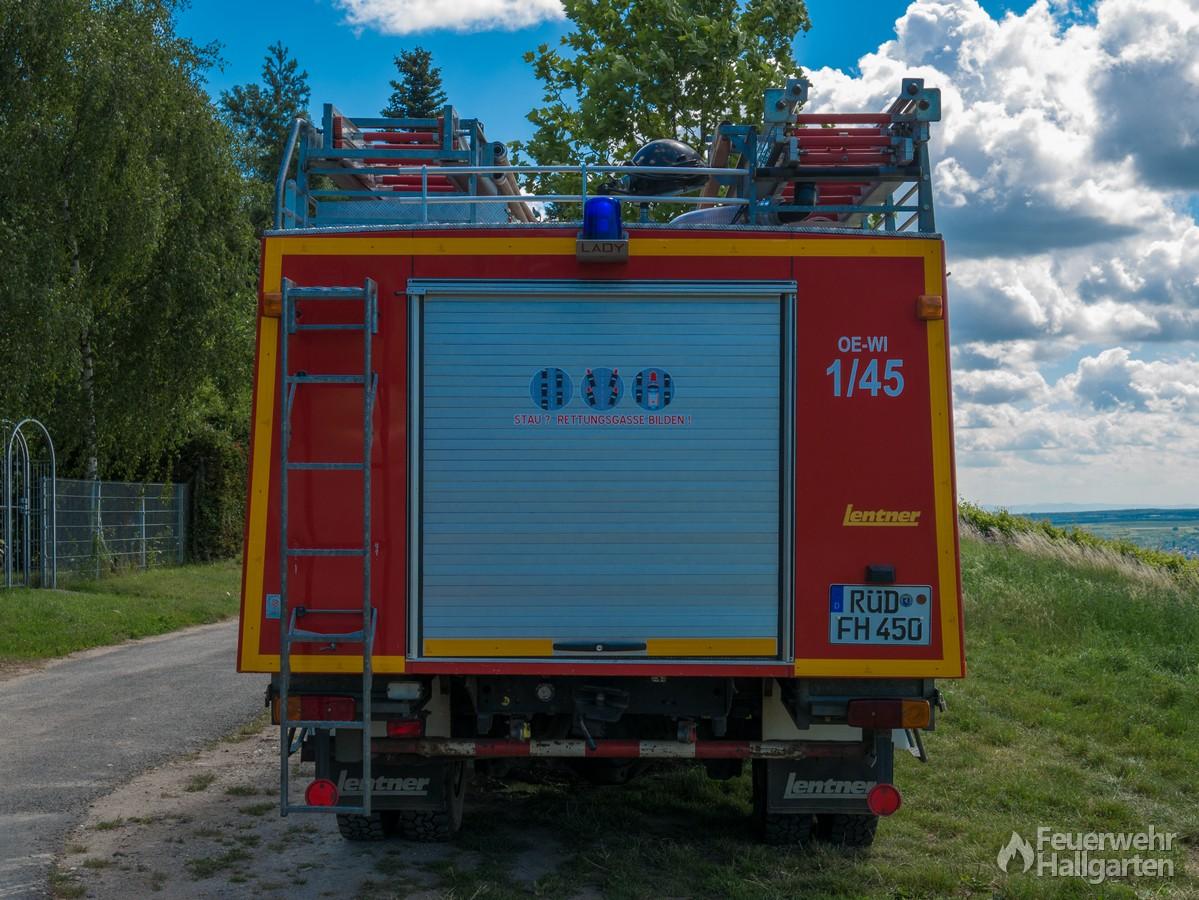 LF 16 von hinten