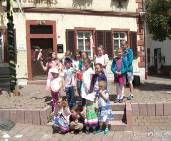 Gruppenfoto Kinder I