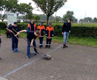Wettkampf bei der Jugendfeuerwehr Winkel