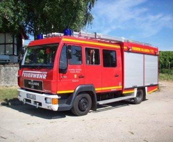 LF 8/6 Feuerwehr Hallgarten