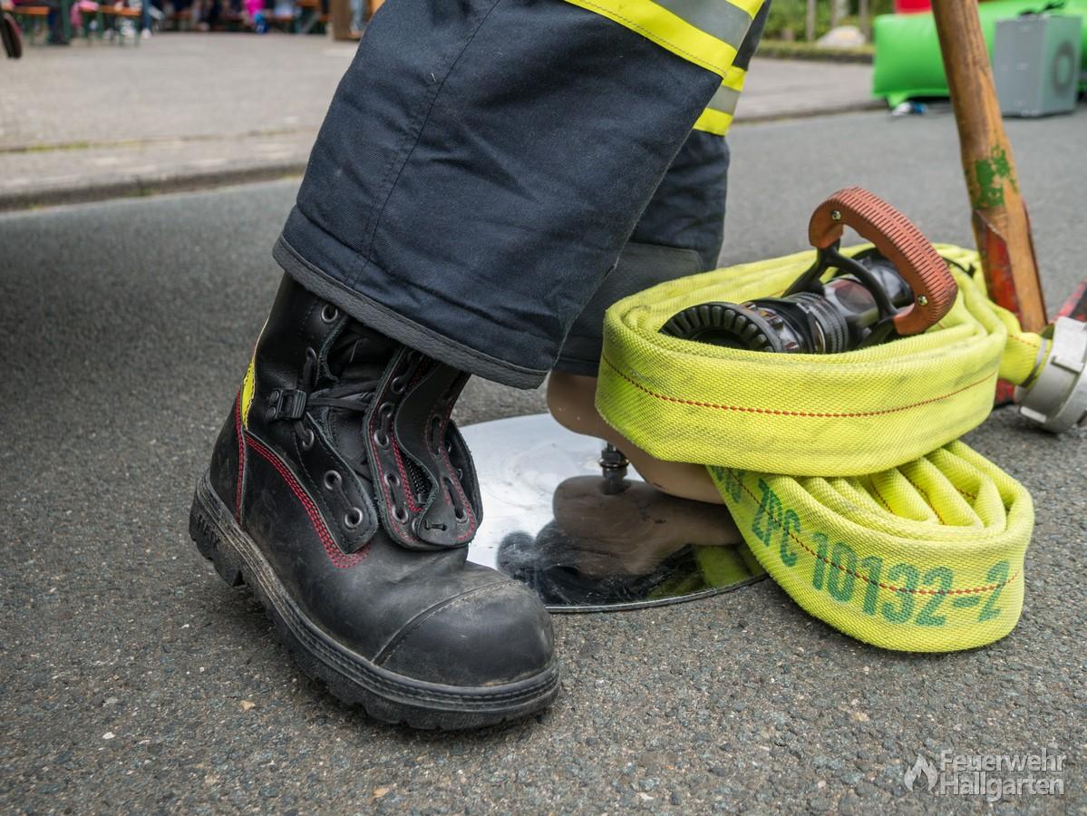 Feuerwehrschnürstiefel 2010