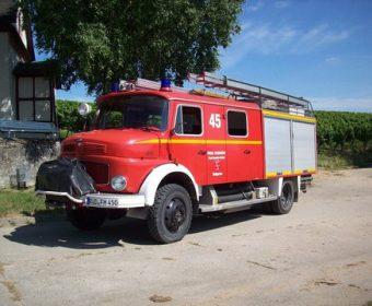 LF 16 TS Feuerwehr Hallgarten