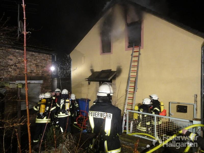 das Brandhaus