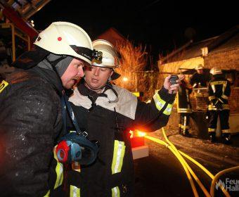 Abstimmung mit dem Stadtbrandinspektor