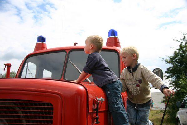 Mini-Feuerwehr