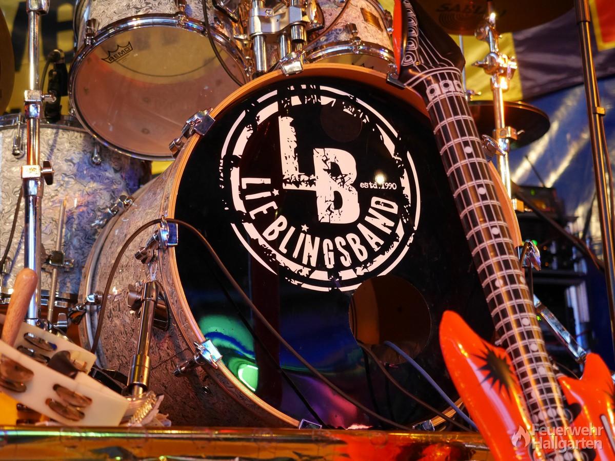 Schlagzeug Lieblingsband