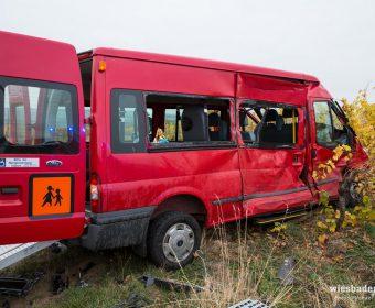 Verkehrsunfall Weinberge