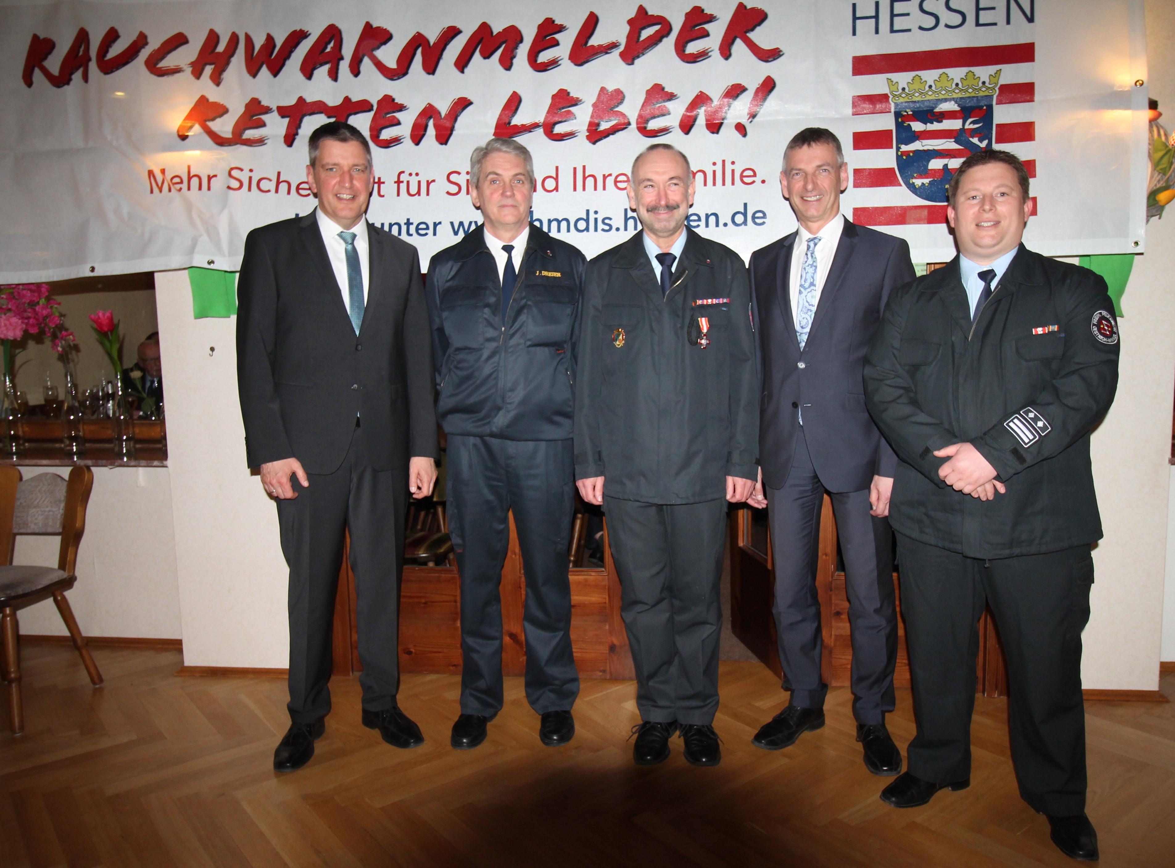 Ehrungen JHV FF Stadt Oestrich-Winkel